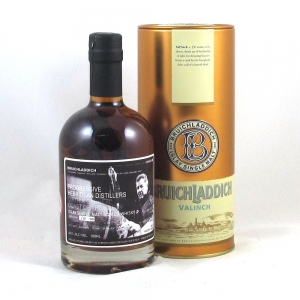 Bruichladdich 1989 Valinch Coast of the Gaels Front