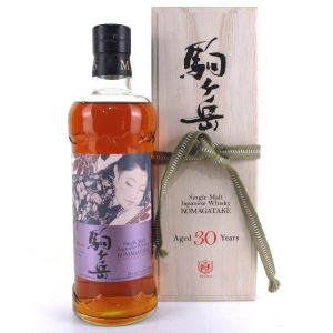 Shinsu Mars Komagatake 1986 Sherry Cask 30 Year Old / Cask Strength