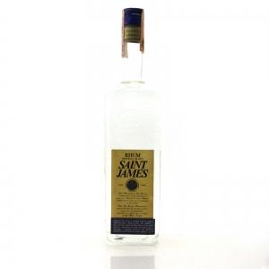Saint James Imperial Blanc Rhum Agricole 1970s