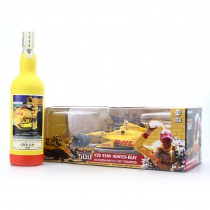 Caol Ila 1984 Wiebers Brothers Racing Cars with Greenlight Collectible