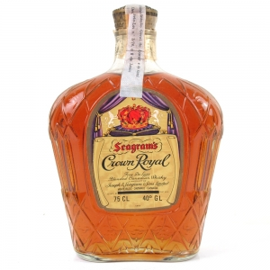 Crown Royal Canadian Whisky 1964