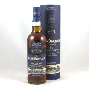 Glendronach 18 Year Old (First Release) Front