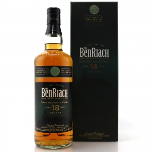 Benriach Latada 18 Year Old Peated / Madeira Finish