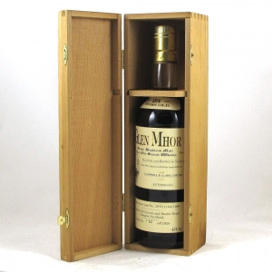 Glen Mhor 1970 25 Year Old Campbell & Clark Front