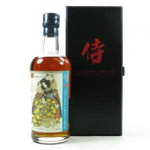 Karuizawa 1984 30 Year Old Cask Single Cask #3622 / Samurai