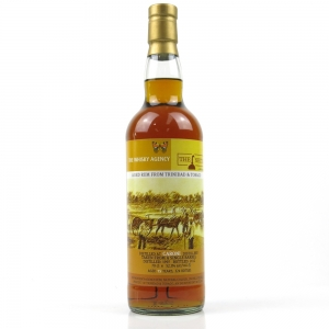 Caroni 1997 Whisky Agency and The Nectar 15 Year Old