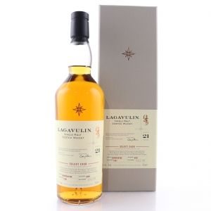 Lagavulin 1997 Select Cask 21 Year Old