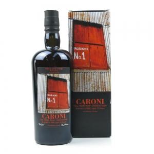 Caroni 2000 15 Year Old Full Proof Trinidad Rum