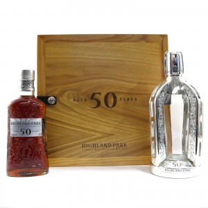 Highland Park 50 Year Old2018 Release