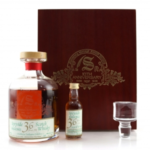Dailuaine 1962 Signatory Vintage 36 Year Old / Including 5cl