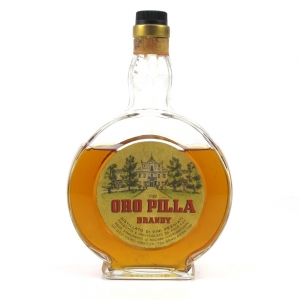 Oro Pilla Brandy 75cl 1960s