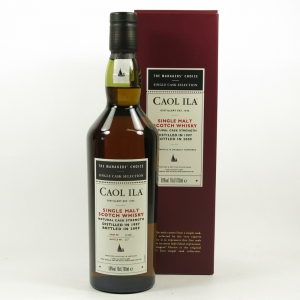 Caol Ila 1997 Managers' Choice Front