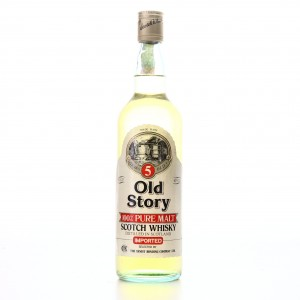 Old Story 5 Year Old Pure Malt
