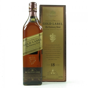 Johnnie Walker Gold Label Centenary Blend 18 Year Old