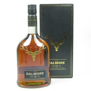 Dalmore 12 Year Old 1 Litre Front