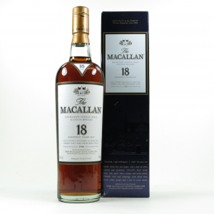Macallan 1991 18 Year Old