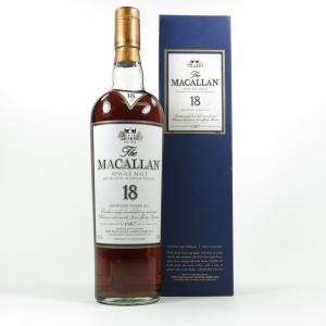 Macallan 1987 18 Year Old