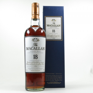 Macallan 1988 18 Year Old