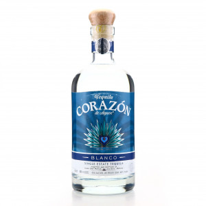 Corazon Blanco Tequila 75cl / US Import