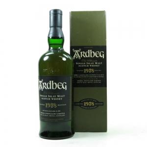 Ardbeg 1978 / Bottled 1998