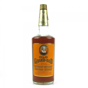 Old Grand-Dad 86 Proof Bourbon 1970s