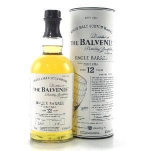 Balvenie 12 Year Old Single Barrel 75cl / US Import