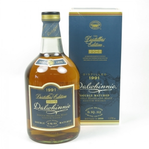 Dalwhinnie 1991 Distillers Edition 1 Litre