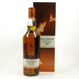 Talisker 30 Year Old 2012 Release