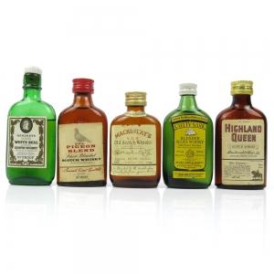 Selection of Five Miscellaneous Miniatures Circa 1960s