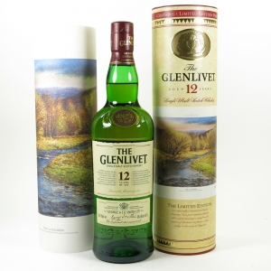 Glenlivet 12 Year Old / The Limited Edition