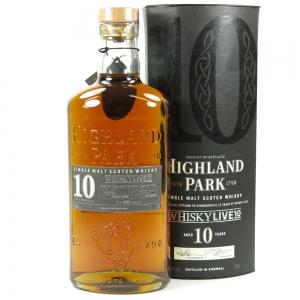 Highland Park Whisky Live 10 Year Old