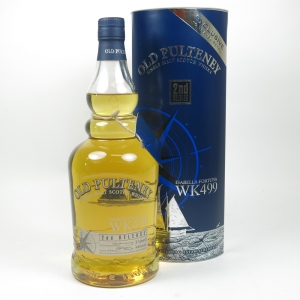 Old Pulteney WK 499 Isabella Fortuna 2nd Release 1 Litre