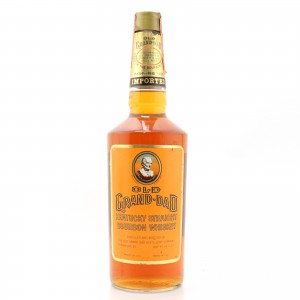 Old Grand-Dad Kentucky Straight Bourbon 1970s / Japanese Import