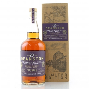 Deanston 20 Year Old Port Wood Finish