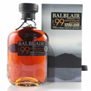 Balblair 1999 Single Cask #1712 / TWE Exclusive