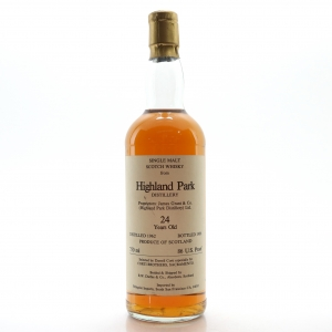 Highland Park 1962 Duthie For Corti 20 Year Old 75cl / US Import