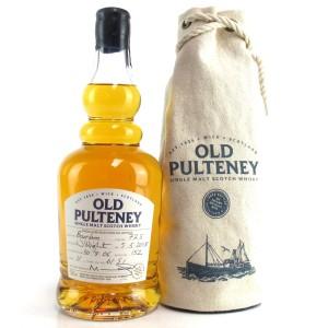 Old Pulteney 2006 Single Bourbon Cask 11 Year Old #725