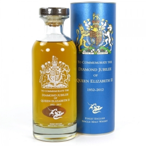 English Whisky Co Diamond Jubilee