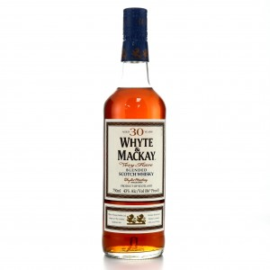 Whyte and Mackay 30 Year Old Very Rare 75cl / US Import