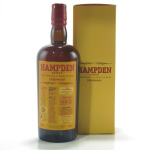 Hampden Estate 7 Year Old Overproof