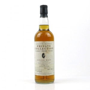 Imperial 1990 Gordon and MacPhail Claret Finish