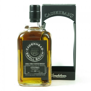 Littlemill 1992 Cadenhead's 22 Year Old