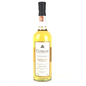 Clynelish Cask Strength Distillery Exclusive