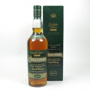 Cragganmore 1990 Distillers Edition 2003