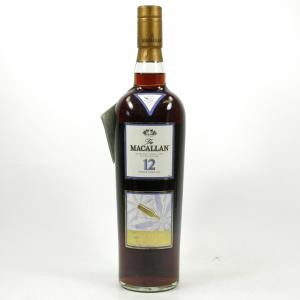 Macallan 12 Year Old Seasonal Selection Front