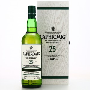 Laphroaig 25 Year Old Cask Strength 2018 Edition
