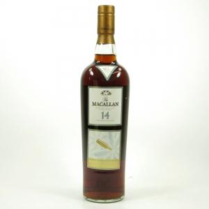 Macallan 14 Year Old Seasonal Selection Front