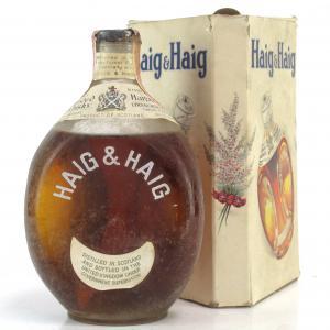 Haig and Haig 12 Year Old 1950s / US Import