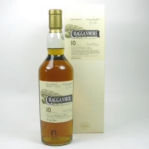 Cragganmore 1993 Cask Srength 10 Year Old