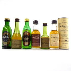 Speyside Single Malts Miniatures x 6